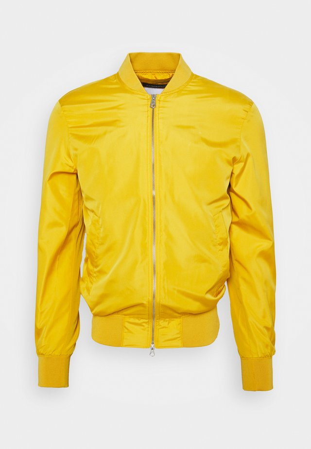 THOM GRAVITY JACKET - Bomberjacke - golden orange