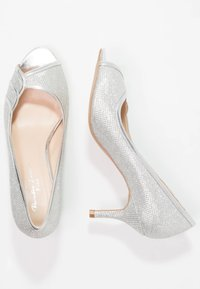 Paradox London Wide Fit - GRACIA - WIDE FIT - Classic heels - silver - 2
