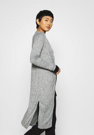 MAXI CARDIGAN - Cardigan - grey