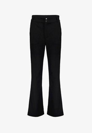 WITH POCKETS - Chino - black