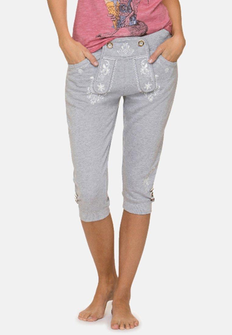 Stockerpoint - ASHLEY - Trousers - grey