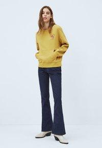 Pepe Jeans - MONA - Sweatshirt - colemans gelb - 1