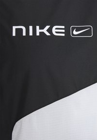 Nike Sportswear - STREET - Training jacket - black/pure platinum/white - 7