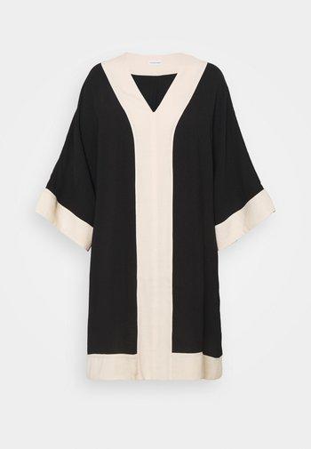 CHRISTIA - Day dress - black