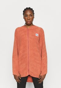 Eivy - REDWOOD SHERPA COAT - Fleece jacket - brown - 0