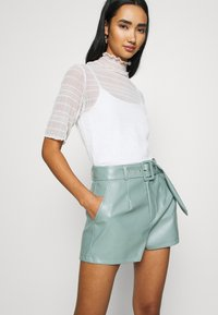 Missguided - Shorts - sage - 3