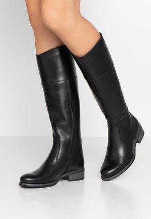 AMY - Vysoká obuv - nero