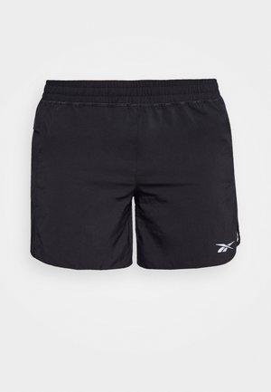 RUNSHORT - Pantaloncini sportivi - black