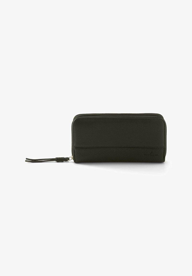 TOM TAILOR - Wallet - schwarz / black