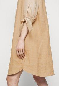 RIANI - Shirt dress - beige - 7