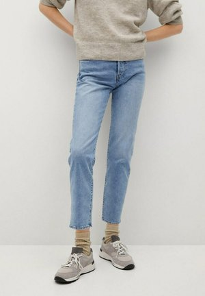 MAR - Straight leg jeans - middenblauw