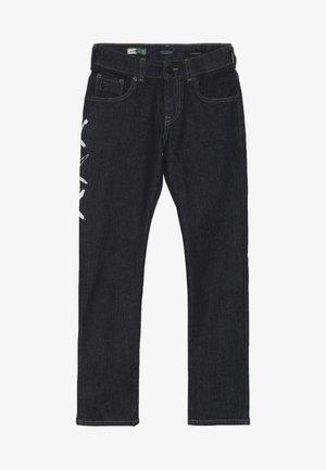 STRUMMER SEA RINSE - Jeans Slim Fit - sea rinse