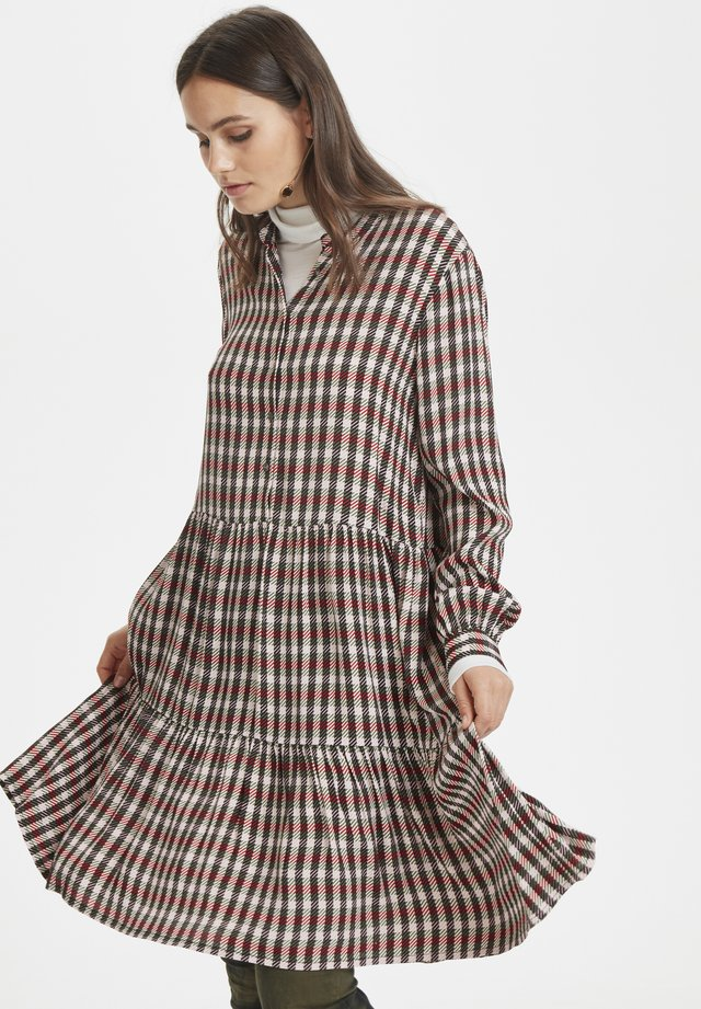 DHLOLA - Sukienka koszulowa - multi colour