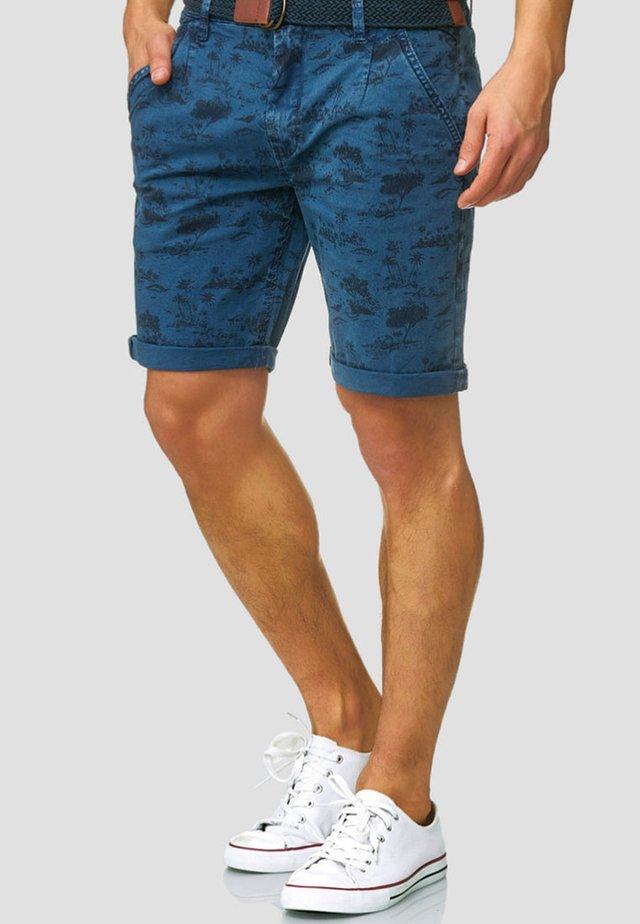 LILESTONE - Shorts - blue