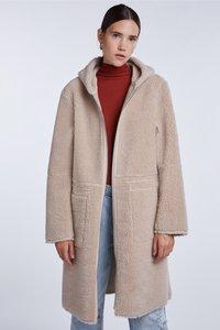 SET - Short coat - sand - 5