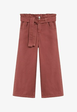 BEGO - Trousers - orange