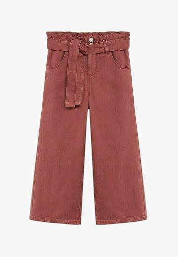 BEGO - Trousers - orange