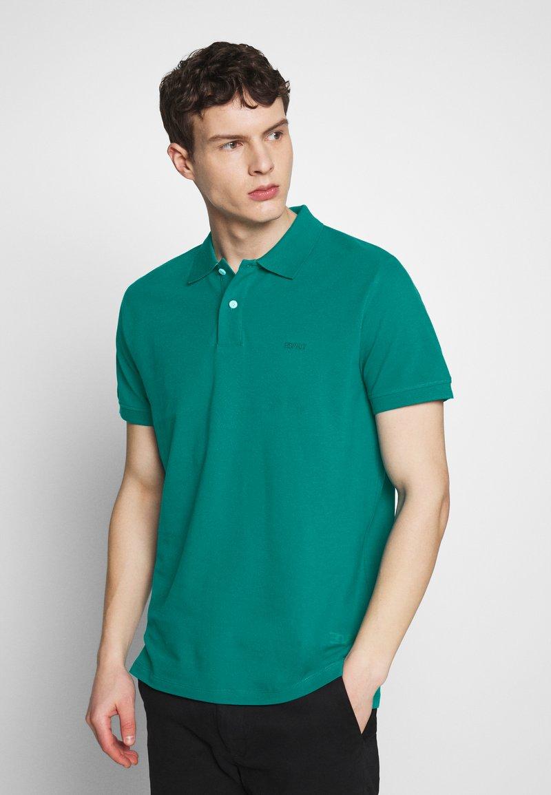 Esprit - Polo shirt - dark turquoise