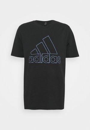 DESKTOP ICON - T-shirt imprimé - black