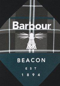 Barbour Beacon - BECKER TEE - T-shirt med print - black - 2