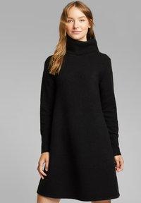 Esprit - Jumper dress - black - 0