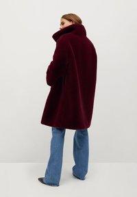 Mango - CHILLYN - Płaszcz zimowy - red - 2