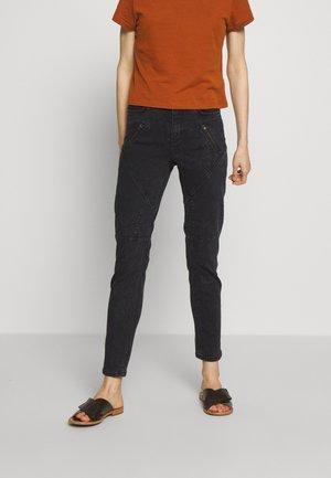 Jeans Skinny Fit - black washed