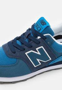 New Balance - PC574WS1 - Baskets basses - natural indigo - 5