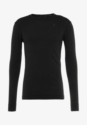 COMFORT - Funktionsshirt - black