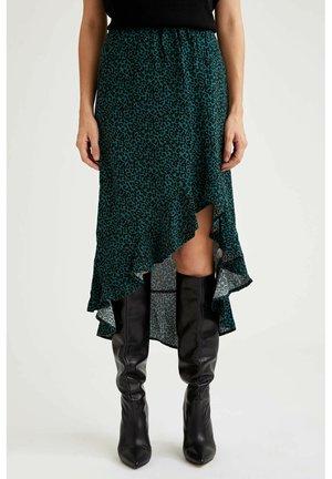 Maxi skirt - green