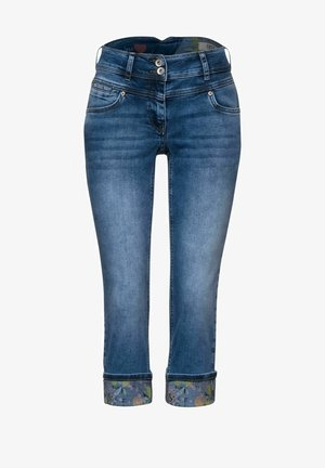 TURN UP - Relaxed fit jeans - blau
