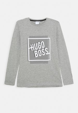 LONG SLEEVE - Longsleeve - grey marl