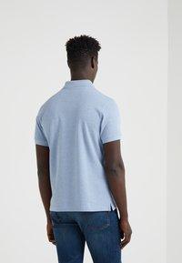Barbour - TARTAN - Polo shirt - sky marl - 2