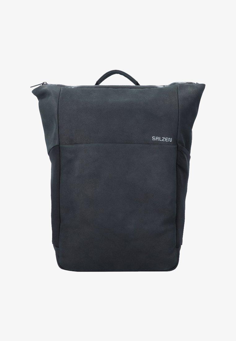 Salzen - Rucksack - black