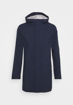 DACEY HOODED COAT - Manteau classique - navy