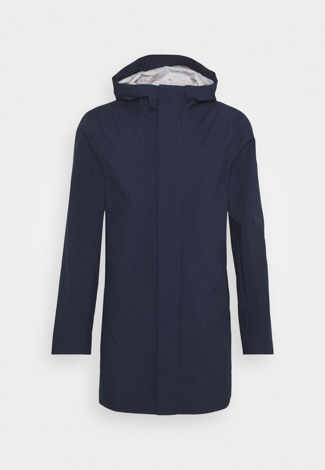 DACEY HOODED COAT - Classic coat - navy