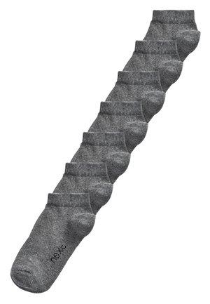 7 PACK COTTON RICH TRAINER SOCKS - Socks - grey