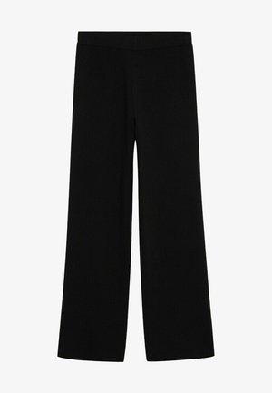 CLAU - Trousers - zwart