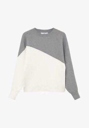SPACE - Sweatshirt - středně šedá vigore