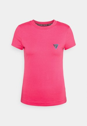 MINI TRIANGLE - T-shirt basic - girly pink