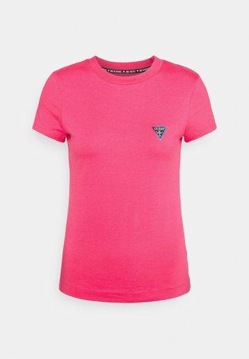 MINI TRIANGLE - Basic T-shirt - girly pink