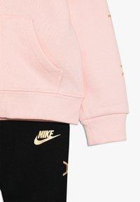 Nike Sportswear - AIR BABY SET - Tracksuit - black - 3