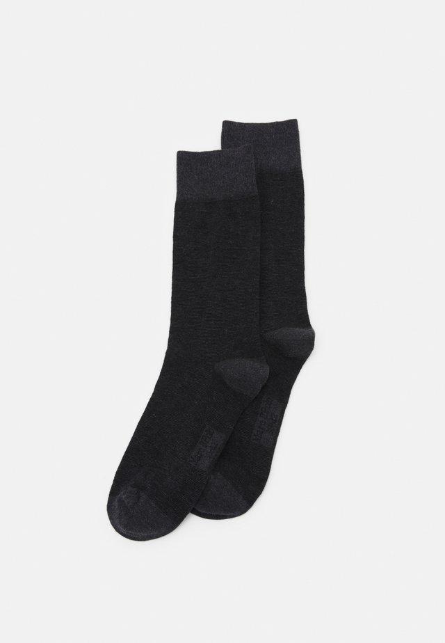 2 PACK - Ponožky - grey