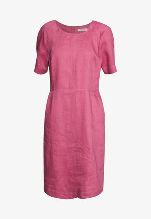ESSENTIAL - Day dress - rose wine