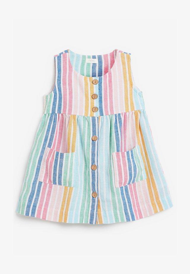Košilové šaty - multi-coloured