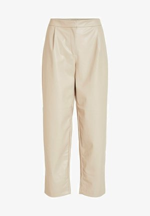 Trousers - simply taupe