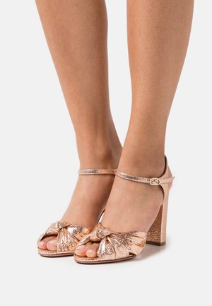 ELEA - Sandals - glass skin
