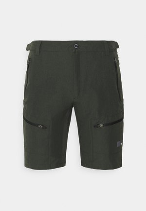 CARLTON - Urheilushortsit - dark green