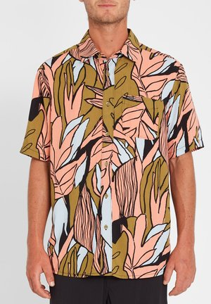 PLEASURE CRUISE S/S - Shirt - old_mill