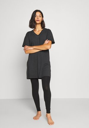ONLLISE OVERSIZE WASHED SET - Pigiama - black